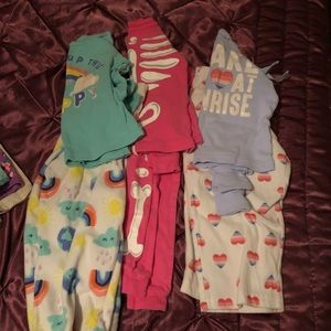 Toddler girl pjs